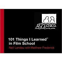 101 Things I Learned in Film School by Neil Landau PDF