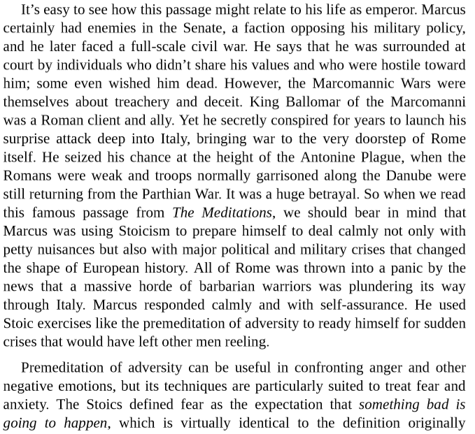 Download How to Think Like a Roman Emperor by Donald Robertson PDF Free