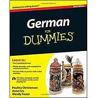 German For Dummies by Paulina Christensen PDF