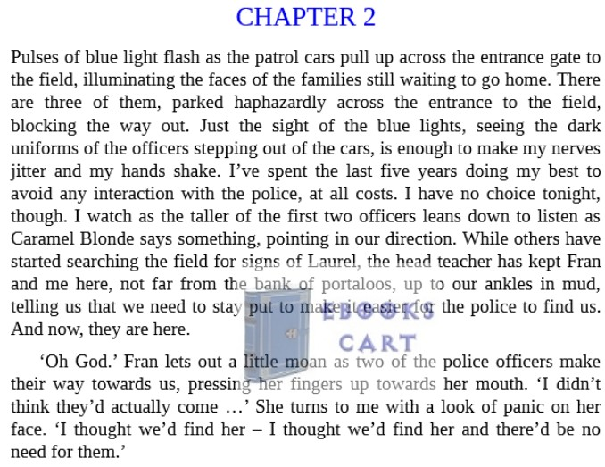 Have You Seen Her by Lisa Hall epub Download