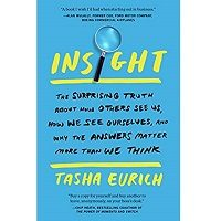 Insight by Tasha Eurich PDF