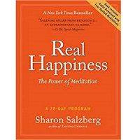 Real Happiness by Sharon Salzberg PDF