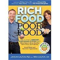 Rich Food Poor Food by Mira Calton PDF