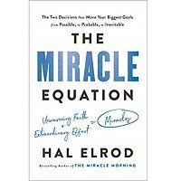 The Miracle Equation by Hal Elrod PDF