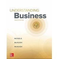 Understanding Business 12 Edition by Bill Nickels PDF