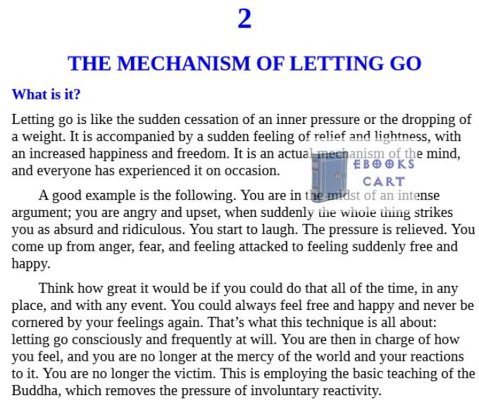 Letting Go by David R. Hawkins epub Download