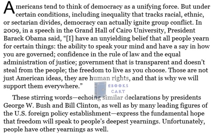 Political Tribes by Amy Chua PDF Download