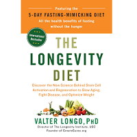 The Longevity Diet by Valter Longo PDF