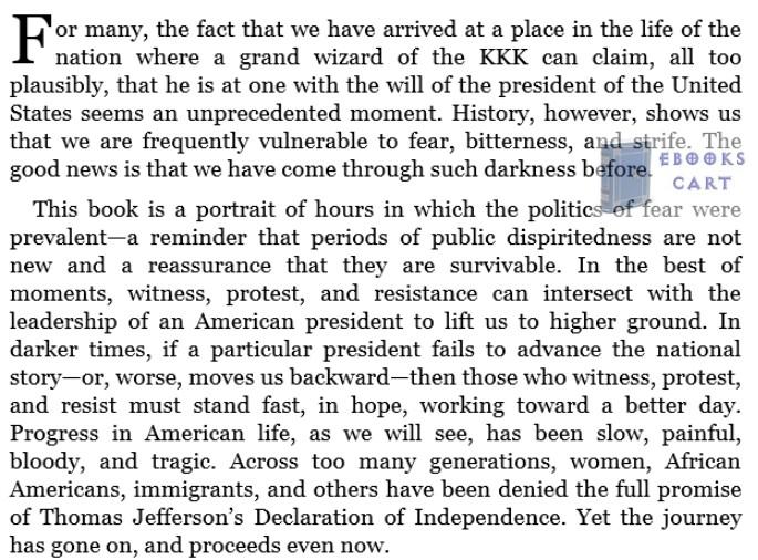 The Soul of America by Jon Meacham PDF Download