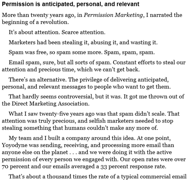 This Is Marketing by Seth Godin PDF Download