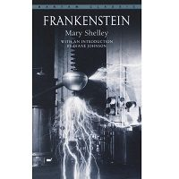 About Frankenstein by Mary Shelley PDF