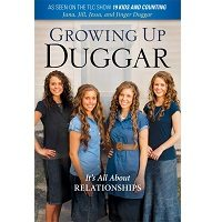 Growing Up Duggar by Jana Duggar PDF