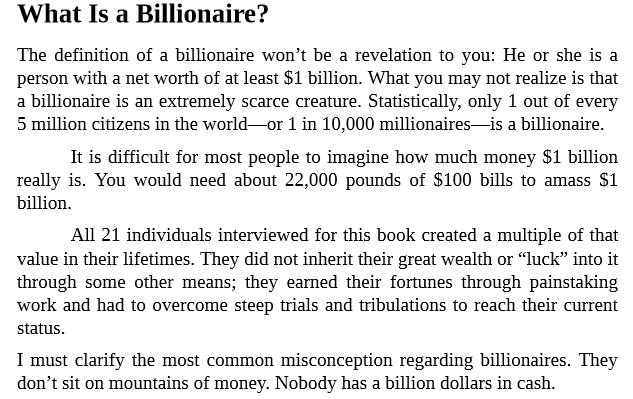 The Billion Dollar Secret by Rafael Badziag PDF Download