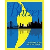 Algebra and Trigonometry by Robert F. Blitzer PDF