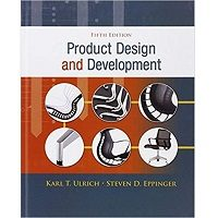 Product Design and Development by Karl Ulrich PDF
