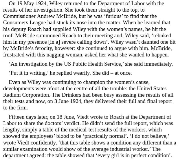 The Radium Girls by Kate Moore PDF
