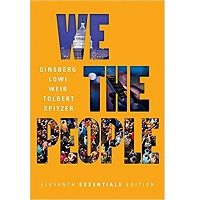 We the People by Benjamin Ginsberg PDF