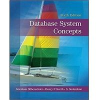 Database System Concepts by Abraham Silberschatz PDF