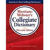 Merriam-Webster's Collegiate Dictionary by Merriam-Webster PDF