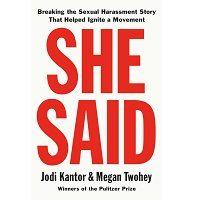 She Said by Jodi Kantor PDF