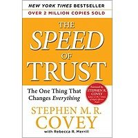 The Speed of Trust by Stephen M. R. Covey PDF