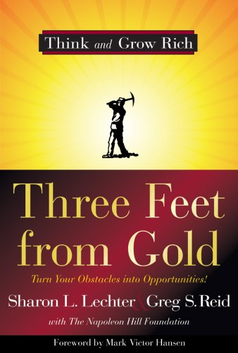 Three Feet from Gold by Sharon L. Lechter PDF