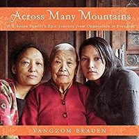 Across Many Mountains by Yangzom Brauen PDF Download