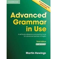 Advanced Grammar in Use with Answers by Martin Hewings PDF