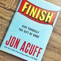 Finish by Jon Acuff Download