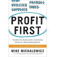 Profit First by Mike Michalowicz PDF