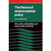 The Theory of Environmental Policy by William Baumol Download