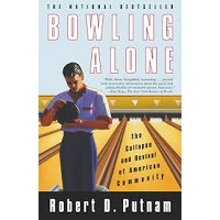 Bowling Alone by Robert D. Putnam PDF