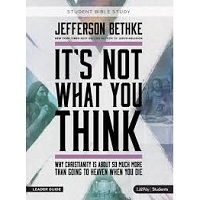 It's Not What You Think by Jefferson Bethke PDF