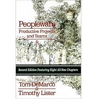 Peopleware by Tom DeMarco PDF