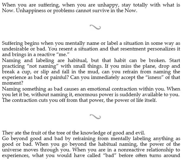 Stillness Speaks by Eckhart Tolle PDF
