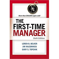 The First-Time Manager by Jim McCormick PDF