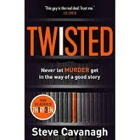 Twisted by Steve Cavanagh PDF Download