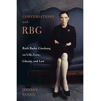 Conversations with RBG by Jeffrey Rosen PDF