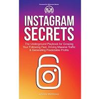 Instagram Secrets by Jeremy McGilvrey PDF