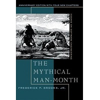 The Mythical Man-Month by Frederick P. Brooks 2nd Edition PDF