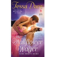 The Wallflower Wager by Tessa Dare PDF