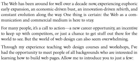 Learning Web Design By Jennifer Niederst Robbins Pdf Download Ebookscart