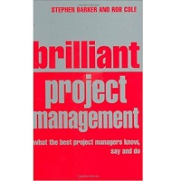 Brilliant Project Management by Stephen Barker PDF