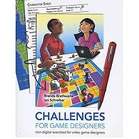 Challenges for Game Designers by Brenda Brathwaite PDF Download