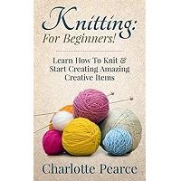 Knitting by Charlotte Pearce PDF