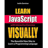 Learn JavaScript VISUALLY with Interactive Exercises by Ivelin Demirov PDF
