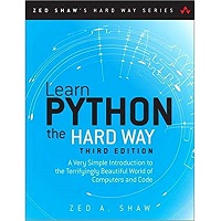 Learn Python the Hard Way by Zed A. Shaw PDF