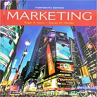 Marketing by Roger Kerin PDF