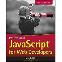Professional JavaScript for Web Developers by Matt Frisbie PDF