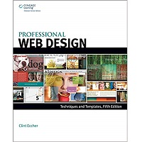 Professional Web Design by Clint Eccher PDF